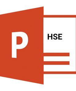 پاورپوینت HSE